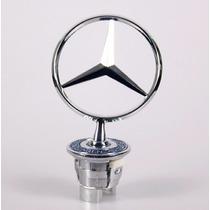 Emblema Capo Mercedes Serie C, E, Clk Pronta Entrega