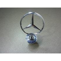 Emblema | Símbolo | Logo Mercedes | Capô | 2000 A 2006