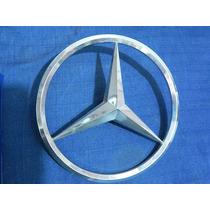 Antigo Emblema Mercedes Benz 26 Cm Caminhão Onibus