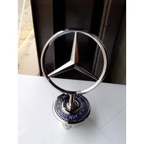 Emblema De Capo Mercedes W140 Serie C, E, Clk, S P/ Entrega