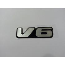 Adesivo Resinado V6 L200 Outdoor Sport Gls Hpe Mitsubishi