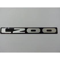 Adesivo Resinado L200 Outdoor Gls Mitsubishi