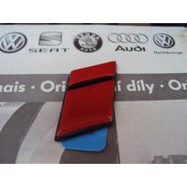 Emblema I Vermelho Original Vw Gol Saveiro Santana Parati