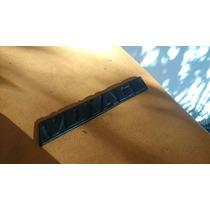 Emblema Traseiro Vw Voyage Original 91-94-84-86 Grade Farol