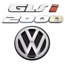 Emblemas Parati Bola Glsi 2000 + Vw Mala - Modelo Original