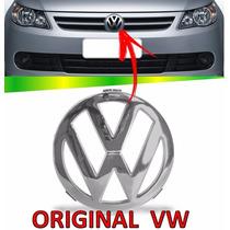 Emblema Original Da Grade Gol G5 2009 2010 2011 2012 2013 14