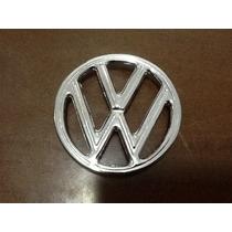 Emblema Do Capo Do Fusca Em Metal Replica Do Original Vw