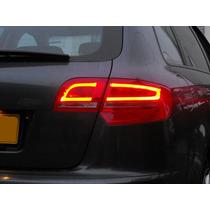 Kit Farois Traseiros Led Audi A3 Sportback