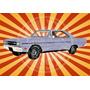 Faixa Filete Dodge Dart Luxo 76 - Old Design