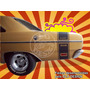 Faixas Personalizadas Dodge Charger Dart Magnum - Old Design