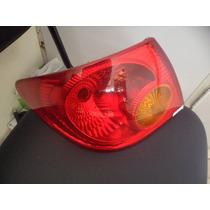 Lanterna Traseira Corolla 2005