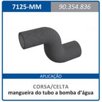 Mangueira Tubo A Bomba D¿agua Gm 90354836 Celta-apartir:2000