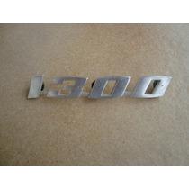 Emblema 1300 Do Capo Traseiro Vw Fusca Brasilia Tl Variant 1
