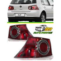 Lanterna Golf Canto 2008 2009 2010 2011 2012 2013 Vermelha