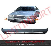 Aplique Moldura Parachoque Mercedes C180 C280 1994 1995 1996