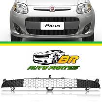 Grade Central Parachoque Fiat Palio Attractive Essence