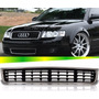 Grade Central Do Parachoque Audi A4 2002 A 2004