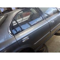Porta Traseira Lado Direiro Civic 2000 - Só Lata