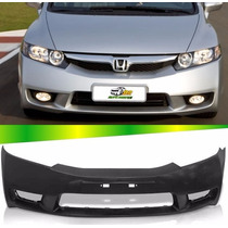 Parachoque Dianteiro Honda New Civic 2009 2010 2011 C/placa