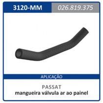 Mangueira Valvula Ar Painel 026.819.375 Passat:1972a1989