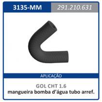 Mangueira Bomba Tubo Arrefecimento Motor Cht 0 Gol:1980a1994