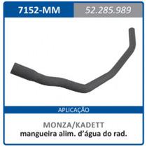 Mangueira Alimentacao Agua Radiador Gm 52285 Monza:1982a1992