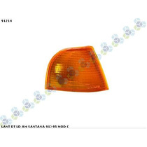 Lanterna Dianteira Le/ld Ht Ambar Santana 91/95