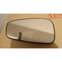 Lente Com Base P/retrovisor Ford New Fiesta Original