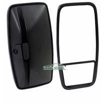 Espelho Retrovisor Caminhão Mb Bipartido L.e 1113 1313 1519