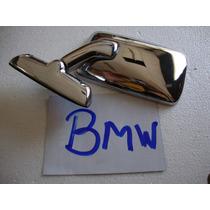 Retrovisor Bmw Adaptável Opala Fusca Chevette Cromado! Novo!