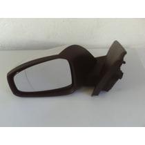 Espelho Retrovisor Renault Fluence Com Pisca Lado Esquerdo
