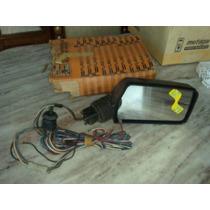 Espelho Retrovisor Chevette Monza 83 Eletrico