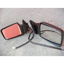 Par Espelho Retrovisor Eletrico Escort Xr3 Ghia 84 85 86
