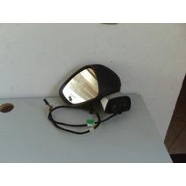 Espelho Retrovisor Citroen C4 C4 Le Com Pisca Retratil Usado