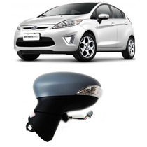 Retrovisor New Fiesta 2010 2011 2012 2013 Esquerdo Original