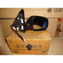 Retrovisor Pequeno Ld Elétrico Vw Golf 99/06 Original Novo