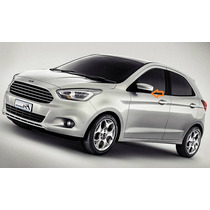 Retrovisor Ford Ka 2015c/c Manual Lado Esquerdo Original