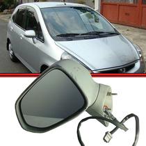 Retrovisor Espelho Eletrico Honda Fit 2003 04 A 2008 Rx7706