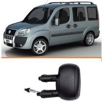 Retrovisor Fiat Doblô 2001 Até 2010 Manual Lado Esquerdo