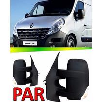 Par Retrovisor Externo Pisca Renault Master 2013 2014 2015
