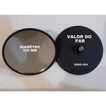 Retrovisor Jeep Willys Rural F-75 Valor Do Par