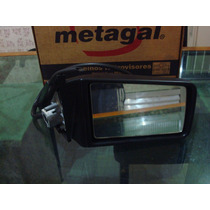Retrovisor Monza 91/93 Eletrico Ld Original Metagal