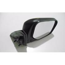 Espelho Retrovizor Manual Da L200 Triton 08/... Cromado Ld