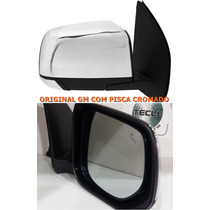 Retrovisor S10 Ltz Cromado Ld 2012 2013 2014 2015 Original