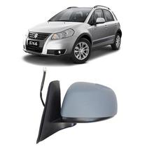 Retrovisor Suzuki Sx4 Le 2009 2010 2011 2012 2013 2014 2015
