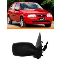 Retrovisor Fiesta 96 97 98 99 00 01 02 Manual Lado Direito