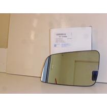 Espelho Do Retrovisor L. E.(azul) Astra Eletrico Original Gm