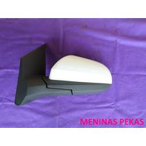 Retrovisor Onix Prisma Elétrico Branco Original