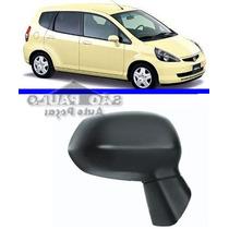 Retrovisor Honda Fit 2002 2003 2004 2005 Eletrico Direito