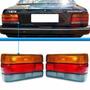 Par Lanterna Traseira Chevette Sedan 1990 1991 1992 Fumê